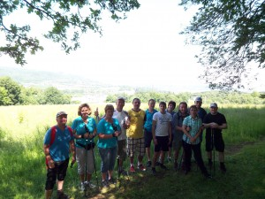 Wanderung zur Hengstberghütte