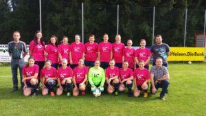 Niederlage der Damen gegen Union Neuhofen