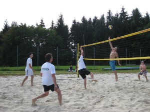 Beach Gemeindemeisterschaft