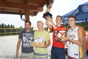 Beach Gemeindemeisterschaft 2015