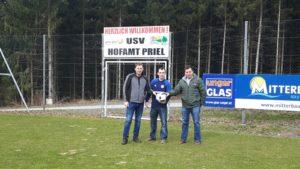 Neues Trainerduo bei den UFV Herren