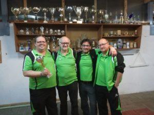 2. Platz beim Pokalturnier in Ybbs